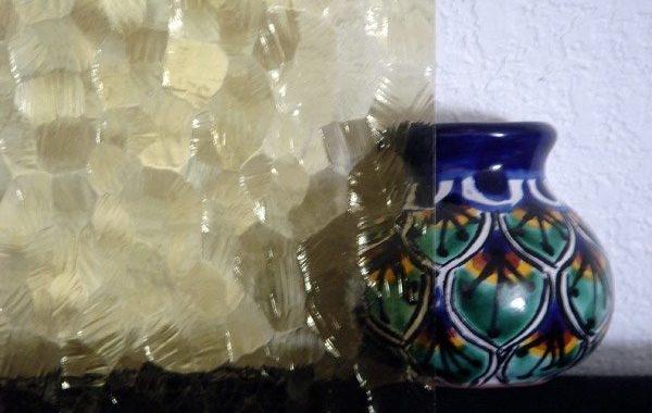 Amber Flemish Glass