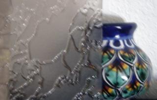 Bronze Delta Frost Glass