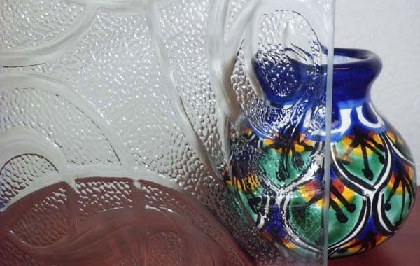 Ribbon Glass